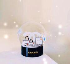 New Chanel 2019 X'mas VIP GIFT Snow Globe  RARE & Collectible