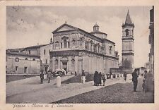 FAENZA - Chiesa di S. Domenico 1941
