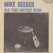 Old Time Country Music - Mike Seeger (2009, CD NIEUW) CD-R