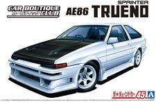 Toyota Sprinter Trueno AE86 Car Boutique Club 1:24 Model Kit Aoshima 058633