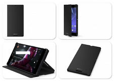 Genuine Sony FLIP CASE XPERIA T2 ULTRA original smart phone cover wallet pouch