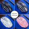 6D Led Optical Usb Wired Gaming Mouse 4 speed DPI Gamer Laptop Computer Mice New