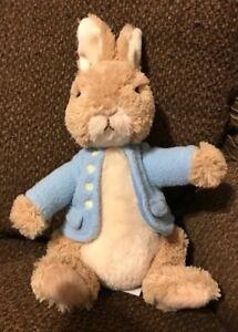 Gund 4048907 Classic Beatrix Potter Peter Rabbit 9 inch Stuffed Animal Plush