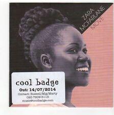 (EZ975) Zara McFarlane, Move - 2014 DJ CD