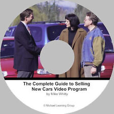 Auto Sales Training - Selling Skills Training Video
