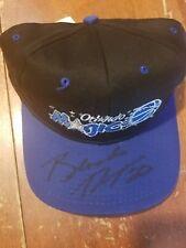 Brooks Thompson Autographed Signed Orlando Magic Hat Cap NBA