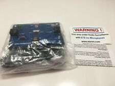 ETS SMA1-LPEA-C5 ETHERNET POWERED I/P POE CAMERA/MICROPHONE/SPEAKER NEW