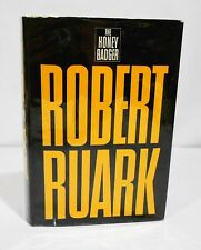 THE HONEY BADGER by ROBERT RUARK HCDJ - SECOND PRINTING