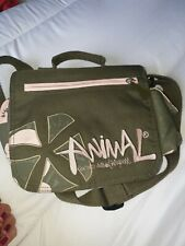 Animal messenger bag