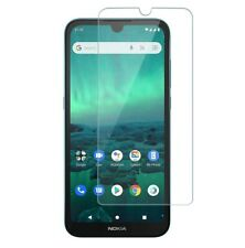 For Nokia 1.3 Tempered Glass Screen Protector Case Friendly