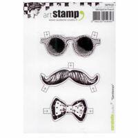 Carabelle Studio SA70122 A7 Cling Stamp - Gentleman