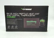 Vivosun Reptile Heating Pad 16W Under Tank Heater