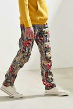 Mens G-STAR x Pharell Williams Elwood 5622 3D Tapered Floral Pants size W33 L36