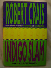 Robert Crais INDIGO SLAM First edition 1997 Inscribed/SIGNED to Mystery Author!