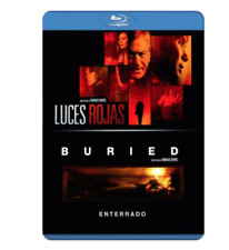 Pack Luces rojas + Buried   -  BLURAY blu ray