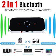 Bluetooth Wireless transmisor de audio receptor 3.5mm música estéreo adaptador de destinatarios