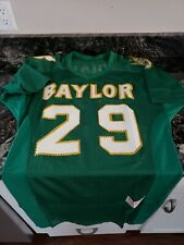 Game Worn/Used Baylor Bears 1980s Fab Knit Football Jersey
