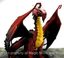 Against the Giants ELDER RED DRAGON #11 rare Dungeons Dragons D&D huge miniature