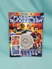 Topps Bundesliga Sticker 2010/2011 Leeralbum Album Neu Sammelalbum 10/11