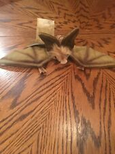 Flying Brown Bat Plush Soft Toy by Hansa