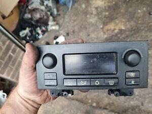PEUGEOT 307 DIGITAL HEATER CONTROLS