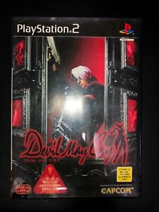 Devil May Cry PS2 Sony PlayStation2 Japanese Edition