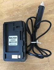 Bescor Video Charger Adaptor Cord