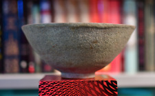 Vintage  Beatrice Wood Studio Clay body    beato bowl