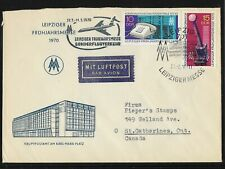 GERMANY DDR 1970 FIRST DAY COVER TELEPHONE COORDINATING STATION