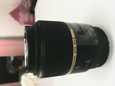 Tamron AF 60mm f/2.0 SP DI II LD IF 1:1 Macro Lens for Sony Digital SLR Cameras