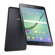 Samsung Galaxy Tab S2 32GB, Wi-Fi + 4G (Unlocked), 8in - Black - VGC