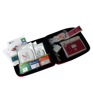 AED Trainer First Aid Training Defirillator Simulator CPR AED Training