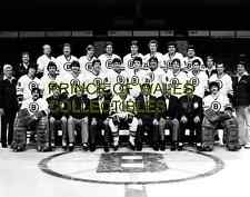 1982 BOSTON BRUINS TEAM PHOTO 8X10