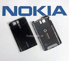 ORIGINAL NOKIA 6600 SLIDE AKKUDECKEL RÜCKSEITE BATTERY C-COVER REAR HOUSING NEU
