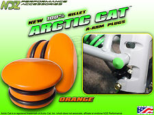 Arctic Cat A Arm Suspension Plug Crossfire Firecat F5 F6 F7 M5 M7 Sno Pro Orange