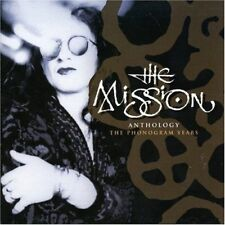 The Mission - Anthology (The Phonogram Years) NEW CD