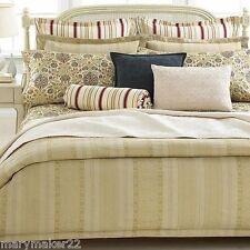Nip-$185 Ralph Lauren Marrakesh Jacquard European Pillow Sham 100% Cotton