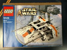 Lego Star Wars 10129 Rebel Snowspeeder UCS Instruction Book