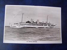 Royal Daffodil A/F  Ships Shipping Boats Maritime Liners Merchant Navy