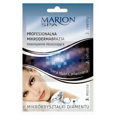 Marion MICRODERMABRASIÓN INTENSO exfoliating-oily / Peine Piel BUY2 get1 Free