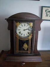 Antique Sessions Mantle Clock Superior No. 2 Model