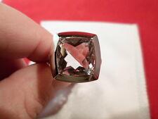 Rose De France Amethyst Ring in Sterling Silver-Size 7