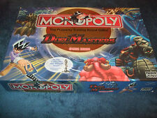 MONOPOLY DUEL MASTERS SPECIAL EDITION FAMILY BOARD GAME BY PARKER 2004