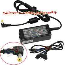 ALIMENTATORE 19V 1,58A ADAPTER PER PACKARD BELL DOT_M/A.IT/022