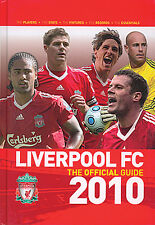 Liverpool FC - The Official Guide 2010 - Yearbook - Anfield Reds - Kop book