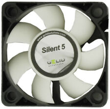 GELID Solutions Silent 5 50mm Case Fan 4000 RPM, 12.9 CFM, 23 dBA (FN-SX05-40)