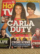 Hot TV Magazine March 2014 ALISON KING Douglas Henshall Call the Midwife