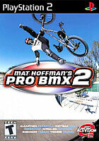 Mat Hoffman's Pro BMX 2 (Sony PlayStation 2, PS2) Disc Only, Tested