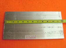 "3/8"" X 6"" ALUMINUM 6061 T6511 Solid FLAT BAR 12"" long .375"" Plate New Mill Stock"