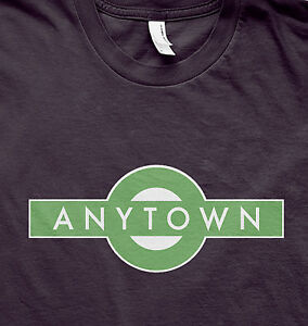 Steam trains model railways southern target station signs t shirt